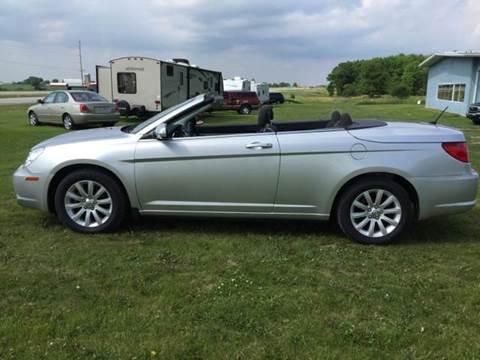 2010 Chrysler Sebring for sale at Sam Buys in Beaver Dam WI