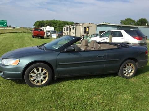2006 Chrysler Sebring for sale at Sam Buys in Beaver Dam WI
