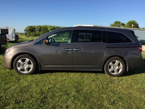 2011 Honda Odyssey for sale at Sam Buys in Beaver Dam WI