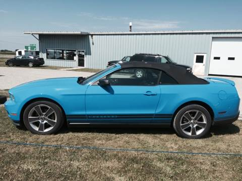 2011 Ford Mustang for sale at Sam Buys in Beaver Dam WI