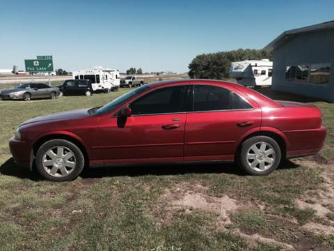 2004 Lincoln LS for sale at Sam Buys in Beaver Dam WI