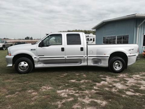 2002 Ford F-350 Super Duty for sale at Sam Buys in Beaver Dam WI