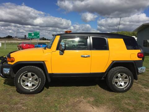 2007 Toyota FJ Cruiser for sale at Sam Buys in Beaver Dam WI