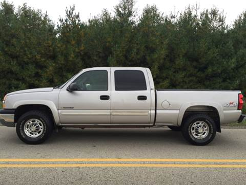2005 Chevrolet Silverado 1500HD for sale at Sam Buys in Beaver Dam WI