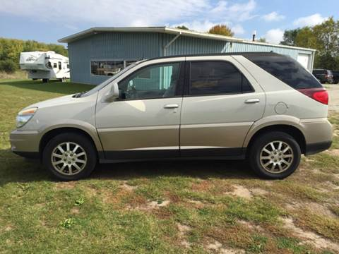 2005 Buick Rendezvous for sale at Sam Buys in Beaver Dam WI