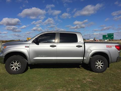 2008 Toyota Tundra for sale at Sam Buys in Beaver Dam WI