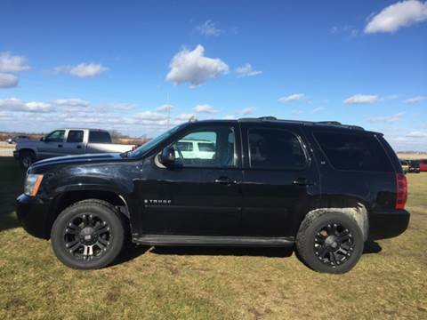 2008 Chevrolet Tahoe for sale at Sam Buys in Beaver Dam WI