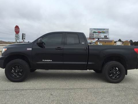 2012 Toyota Tundra for sale at Sam Buys in Beaver Dam WI