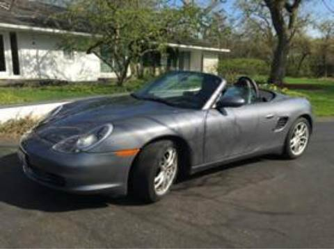 2004 Porsche Boxster for sale at Sam Buys in Beaver Dam WI