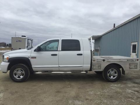 2008 Dodge Ram Pickup 2500 for sale at Sam Buys in Beaver Dam WI