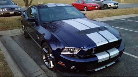 2011 Ford Shelby GT500 for sale at Sam Buys in Beaver Dam WI
