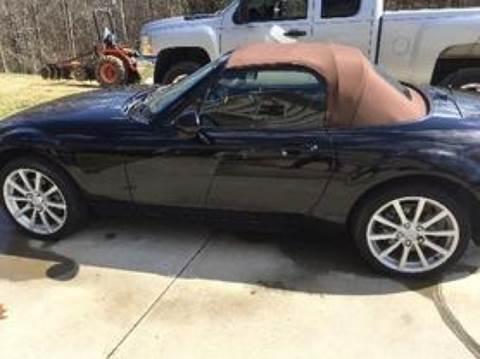 2006 Mazda MX-5 Miata for sale at Sam Buys in Beaver Dam WI