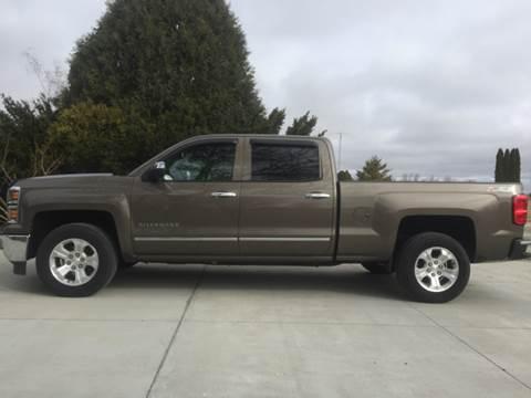 2014 Chevrolet Silverado 1500 for sale at Sam Buys in Beaver Dam WI