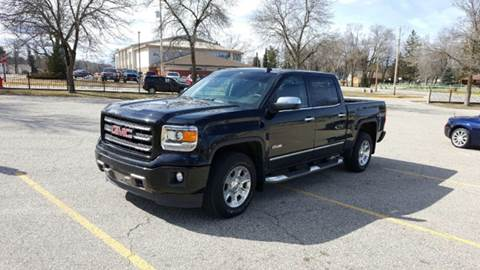2014 GMC Sierra 1500 for sale at Sam Buys in Beaver Dam WI