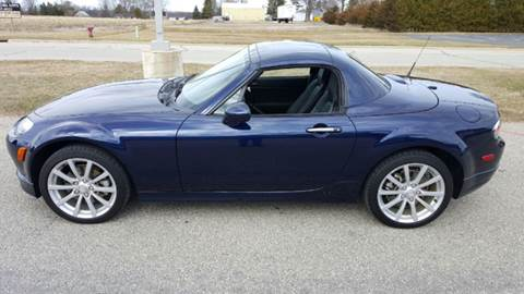 2007 Mazda MX-5 Miata for sale at Sam Buys in Beaver Dam WI