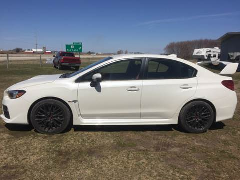 2016 Subaru WRX for sale at Sam Buys in Beaver Dam WI