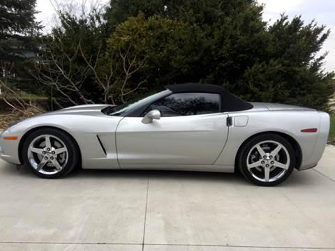 2005 Chevrolet Corvette for sale at Sam Buys in Beaver Dam WI