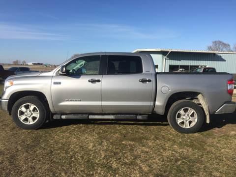 2014 Toyota Tundra for sale at Sam Buys in Beaver Dam WI