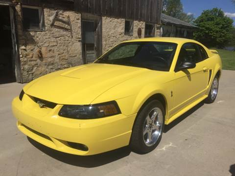 2001 Ford Mustang SVT Cobra for sale at Sam Buys in Beaver Dam WI