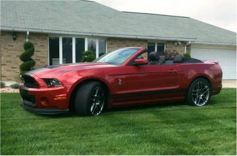 2013 Ford Shelby GT500 for sale at Sam Buys in Beaver Dam WI