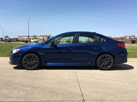 2015 Subaru WRX for sale at Sam Buys in Beaver Dam WI