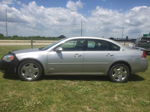 2006 Chevrolet Impala for sale at Sam Buys in Beaver Dam WI