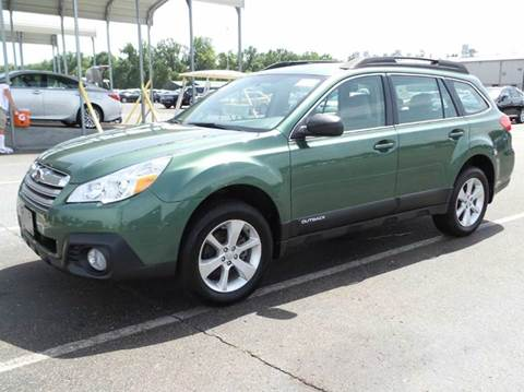 2014 Subaru Outback for sale at Sam Buys in Beaver Dam WI