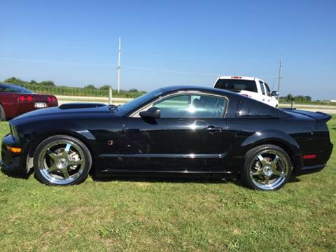 2008 Ford Mustang for sale at Sam Buys in Beaver Dam WI
