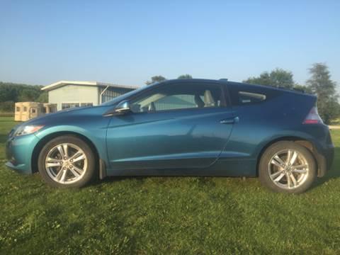 2011 Honda CR-Z for sale at Sam Buys in Beaver Dam WI