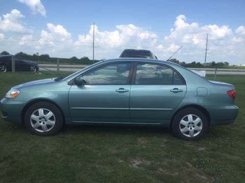 2007 Toyota Corolla for sale at Sam Buys in Beaver Dam WI