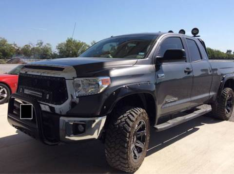 2015 Toyota Tundra for sale at Sam Buys in Beaver Dam WI