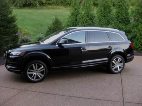 2014 Audi Q7 for sale at Sam Buys in Beaver Dam WI