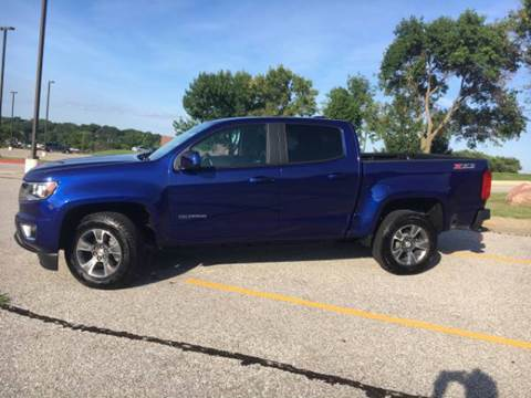 2016 Chevrolet Colorado for sale at Sam Buys in Beaver Dam WI