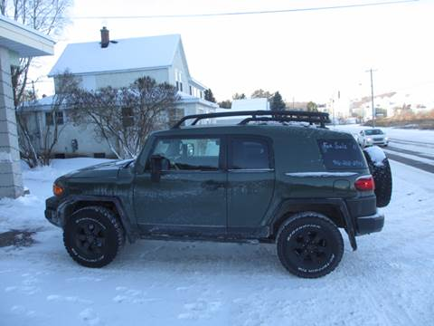 2011 Toyota FJ Cruiser for sale at Sam Buys in Beaver Dam WI