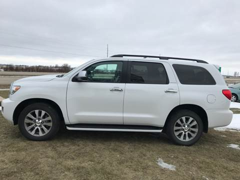 2016 Toyota Sequoia for sale at Sam Buys in Beaver Dam WI