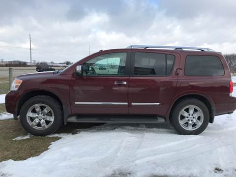 2011 Nissan Armada for sale at Sam Buys in Beaver Dam WI