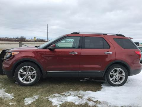 2014 Ford Explorer for sale at Sam Buys in Beaver Dam WI
