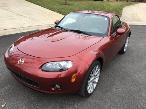 2008 Mazda MX-5 Miata for sale at Sam Buys in Beaver Dam WI