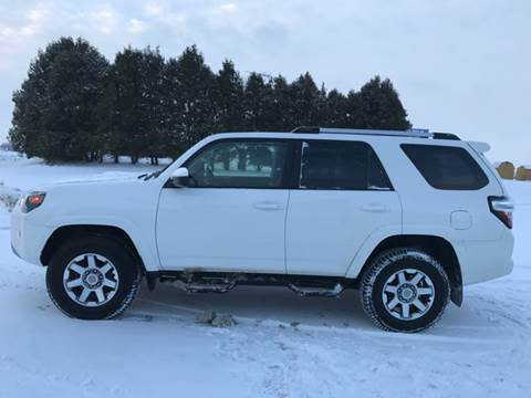 2015 Toyota 4Runner for sale at Sam Buys in Beaver Dam WI