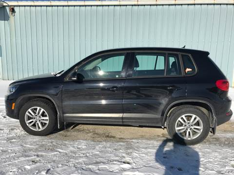2013 Volkswagen Tiguan for sale at Sam Buys in Beaver Dam WI