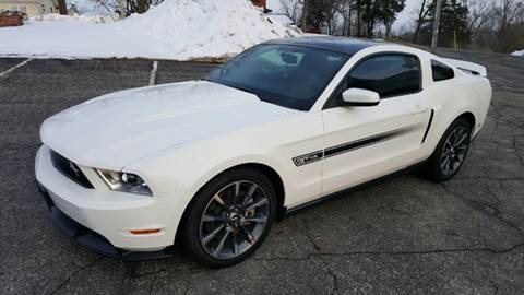 2012 Ford Mustang for sale at Sam Buys in Beaver Dam WI
