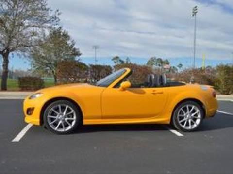 2009 Mazda MX-5 Miata for sale at Sam Buys in Beaver Dam WI