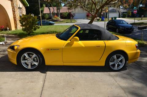 2008 Honda S2000 for sale at Sam Buys in Beaver Dam WI