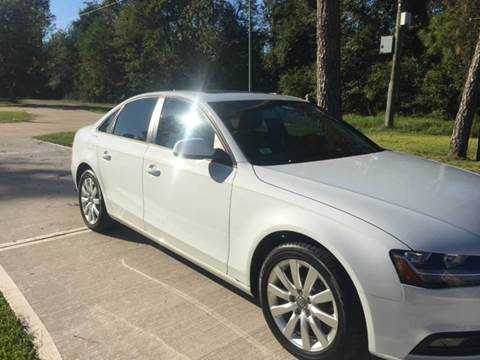 2014 Audi A4 for sale at Sam Buys in Beaver Dam WI