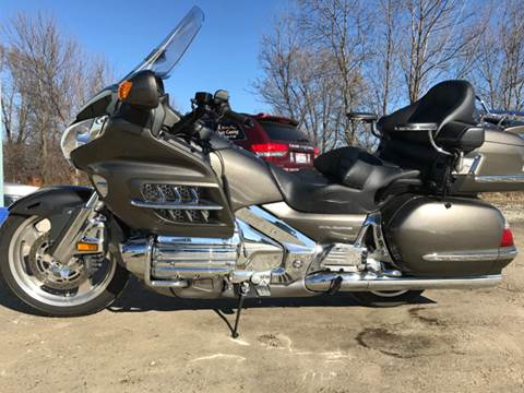 2009 Honda Goldwing for sale at Sam Buys in Beaver Dam WI