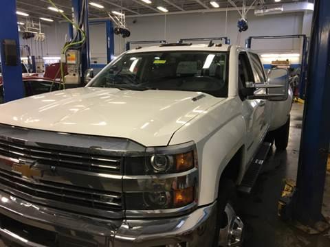 2015 Chevrolet Silverado 3500HD for sale at Sam Buys in Beaver Dam WI