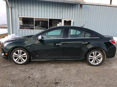 2014 Chevrolet Cruze for sale at Sam Buys in Beaver Dam WI