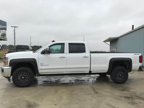 2016 Chevrolet Silverado 3500HD for sale at Sam Buys in Beaver Dam WI