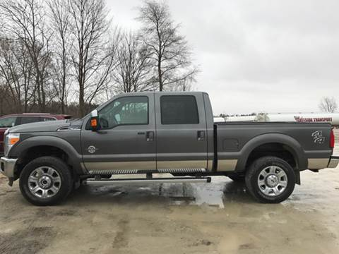2015 Ford F-350 Super Duty for sale at Sam Buys in Beaver Dam WI