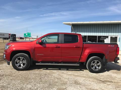 2015 Chevrolet Colorado for sale at Sam Buys in Beaver Dam WI